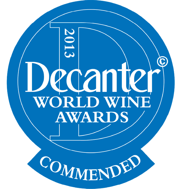 2008 vintage, recommended wine at the 2013 Decanter World Wine Awards, London (United Kingdom).