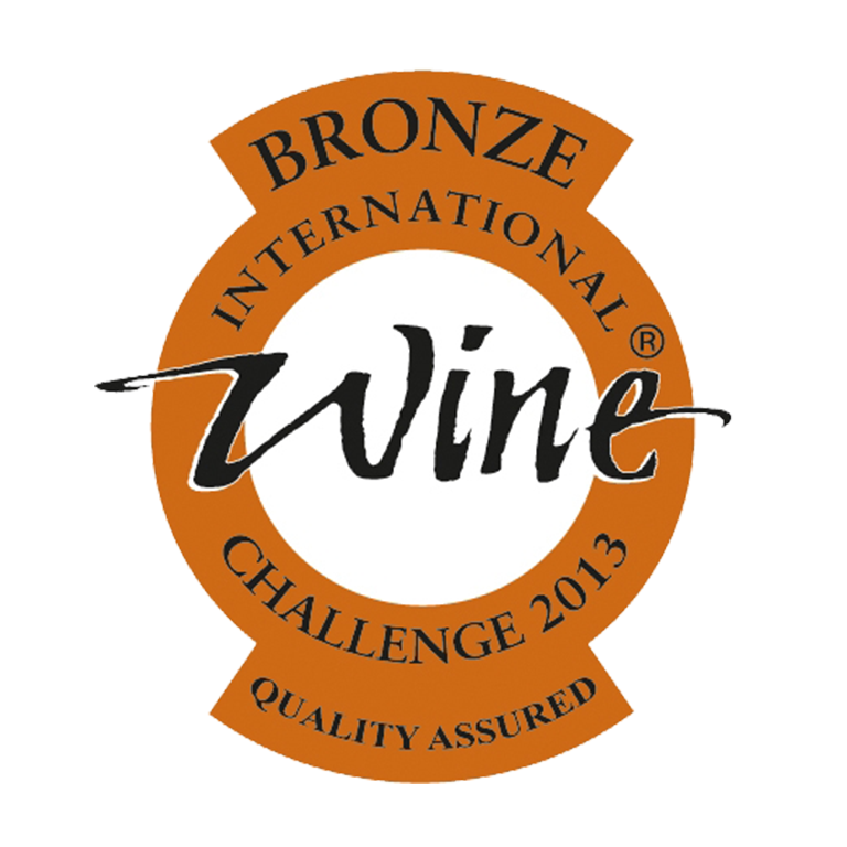 2008 vintage, awarded the Bronze Medal at the 2013 International Wine Challenge, London (United Kingdom).