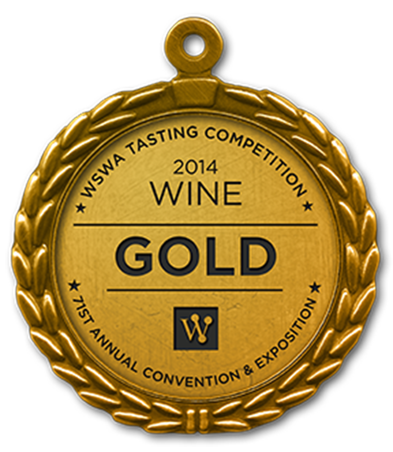 2008 vintage, awarded the Supreme Gold Medal at the WSWA 71st Annual Convention Exposition 2014, Las Vegas (United States).
